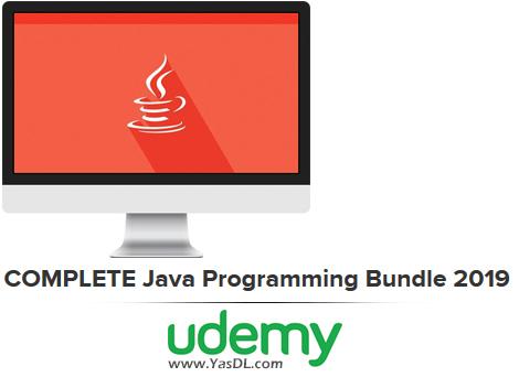 دانلود دوره برنامه نویسی جاوا - COMPLETE Java Programming Bundle 2019 - Udemy