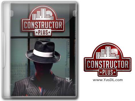 دانلود بازی Constructor Plus PROPER برای PC