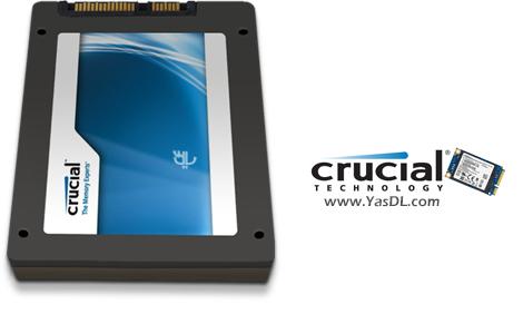 دانلود Crucial Storage Executive 3.60.082018.04 - بهبود عملکرد حافظههای SSD