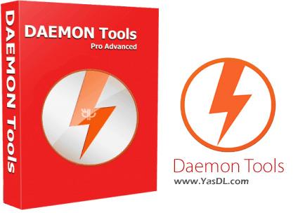 دانلود DAEMON Tools Pro ساخت درایو مجازی