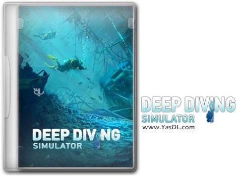 دانلود بازی Deep Diving Simulator برای PC