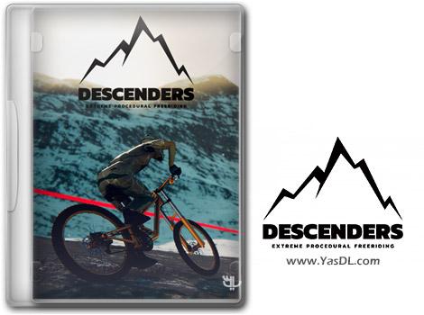 دانلود بازی Descenders برای PC
