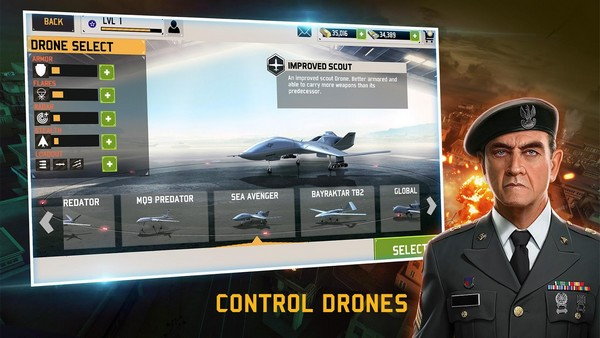 Drone: Shadow Strike 3 1.16.185 For Android + Infinite Version