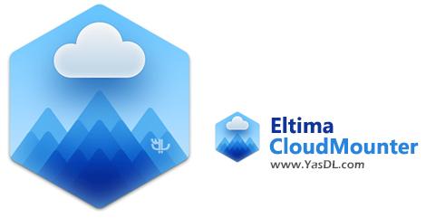 دانلود Eltima CloudMounter 1.5.1420 - دسترسی سریع و آسان به درایوهای ابری در ویندوز