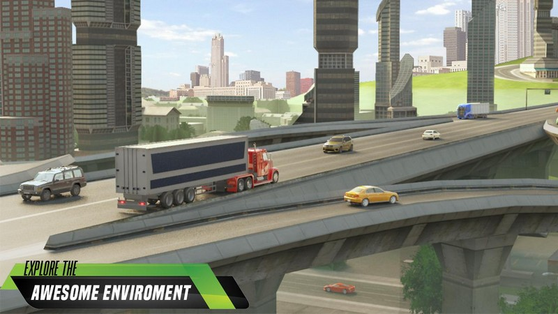 Euro Truck Transport Cargo Simulator 1 1 For Android + Infinity A2Z