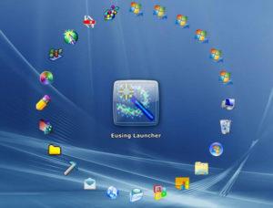 Eusing Launcher.cover1  300x228 - دانلود Eusing Launcher 3.5 - لانچر زیبا و کاربردی برای ویندوز