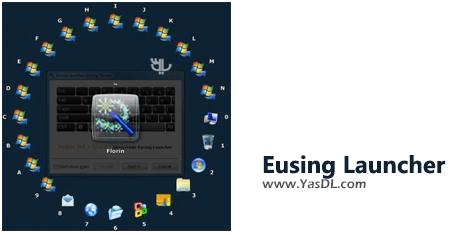 دانلود Eusing Launcher 3.5 - لانچر زیبا و کاربردی برای ویندوز