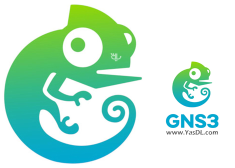 دانلود GNS3 2.1.16 - نرم افزار شبیهساز شبکه