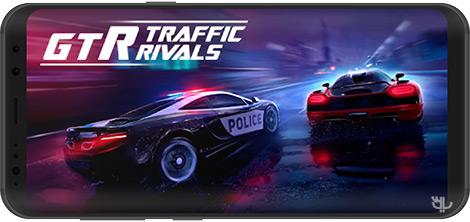 دانلود بازی GTR Traffic Rivals 1.2.15 - اتومبیلرانی در ترافیک برای اندروید + دیتا
