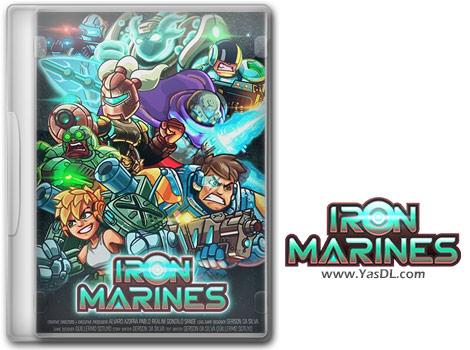 دانلود بازی Iron Marines برای PC