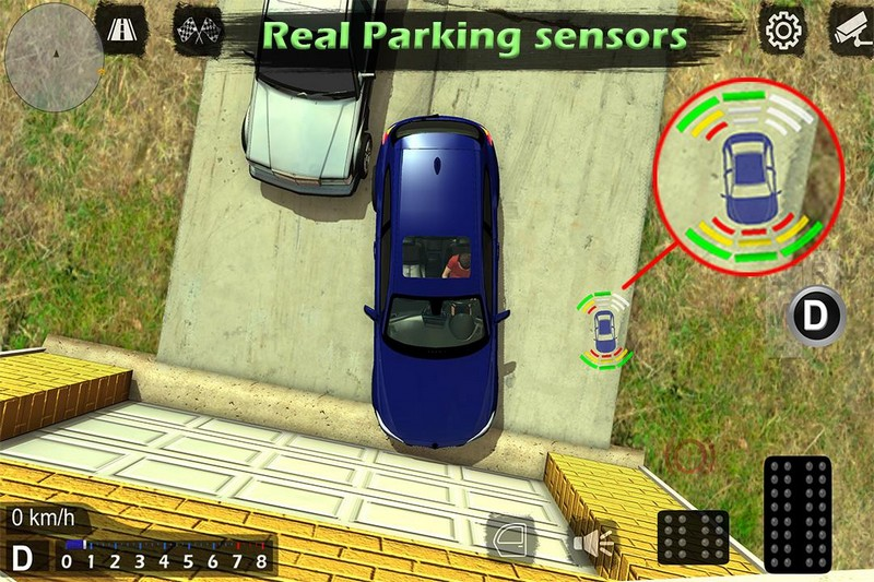 Manual Gearbox Car Parking 4.4.4 For Android + Infinity Edition