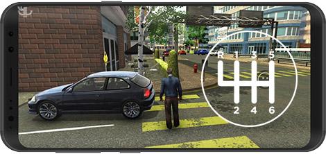 دانلود بازی Manual Gearbox Car Parking 4.2.2 - شبیهساز پارک اتومبیل برای اندروید + دیتا + نسخه بی نهایت