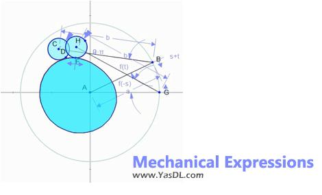 دانلود Mechanical Expressions 1.1.11 - طراحی مدلهای مکانیکی به صورت سمبلیک
