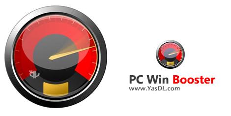 دانلود PC Win Booster Free 10.6.9.501 - ابزار ترمیم و بهینهسازی سیستم