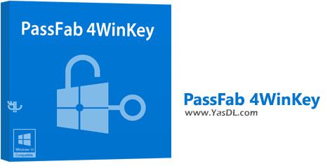 دانلود PassFab 4WinKey Ultimate 6.5.1 - بازیابی رمز ویندوز