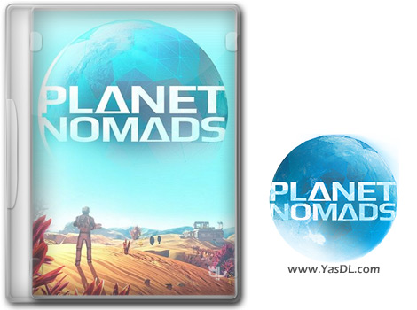 <strong>دانلود</strong> <strong>بازی</strong> Planet Nomads <strong>برای</strong> PC