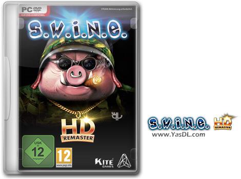 دانلود بازی SWINE HD Remaster برای PC