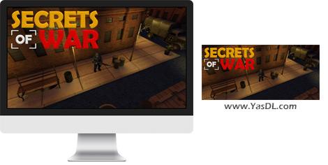 دانلود بازی Secrets of War برای PC