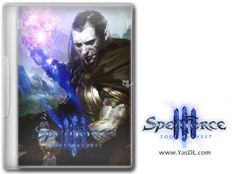 دانلود بازی SpellForce 3: Soul Harvest برای PC