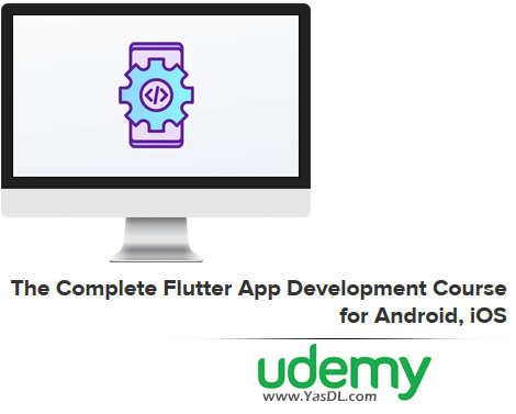 دانلود آموزش The Complete Flutter App Development Course for