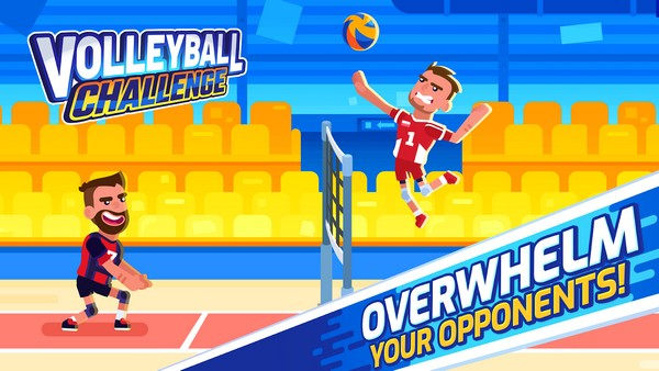 Volleyball Challenge 1.0.18 Volleyball Challenge For Android + Infinite Version