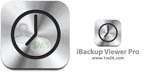 دانلود iBackup Viewer Pro 4.13.0 - نرم افزار استخراج بکآپ آیتونز