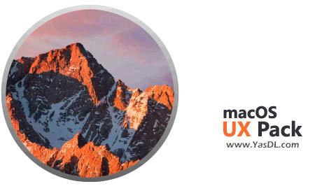 دانلود macOS UX Pack 5.0 - از تجربه کاربری سیستم عامل مک در ویندوز بهره ببرید!