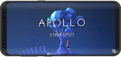 دانلود بازی Apollo: A Dream Odyssey 1.03 - آپولو: یک ادیسه رویایی برای اندروید