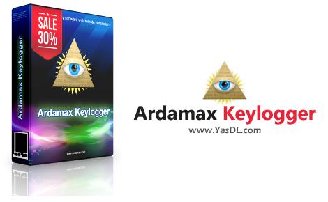دانلود Ardamax Keylogger 5.1 - نظارت کامل و دقیق فعالیتها در سیستم