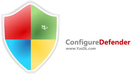 دانلود ConfigureDefender 2.0.0.1 - مدیریت آنتی ویروس پیشفرض ویندوز 10
