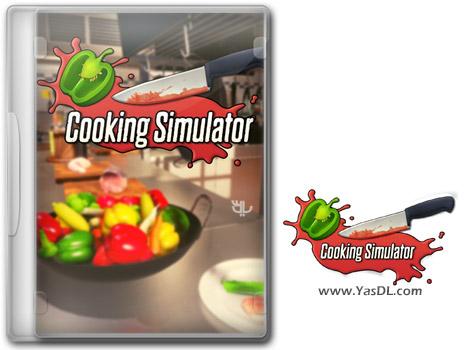 دانلود بازی Cooking Simulator برای PC