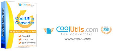 دانلود Coolutils Converter 3.1.0.20 - جعبه ابزار قدرتمند برای تبدیل فرمتها
