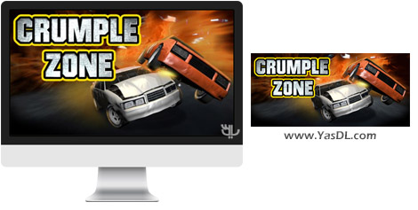 دانلود بازی Crumple Zone برای PC