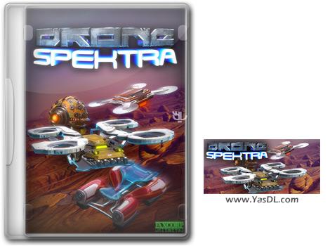 دانلود بازی Drone Spektra برای PC