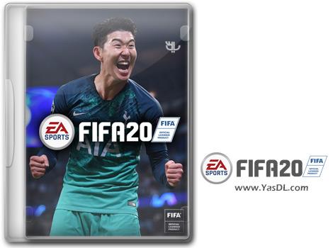 دانلود تریلر رسمی بازی FIFA 20