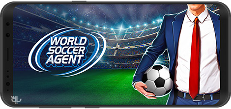 دانلود بازی Football Agent - Mobile Scout Manager 2019 2.0.2 - مدیر برنامه فوتبالی برای اندروید + نسخه بی نهایت