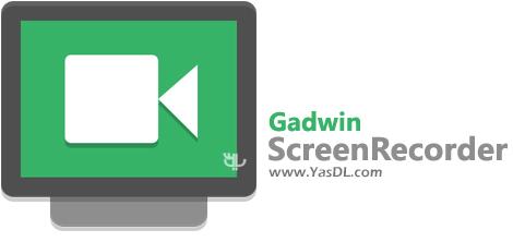 دانلود Gadwin ScreenRecorder 4.2.0 - نرم افزار فیلمبرداری از صفحه نمایش در ویندوز