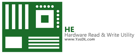 <strong>دانلود</strong> HE - Hardware Read & Write Utility 1.19.06.23 - <strong>دسترسی</strong> به <strong>اطلاعات</strong> سخت <strong>افزار</strong> <strong>سیستم</strong>