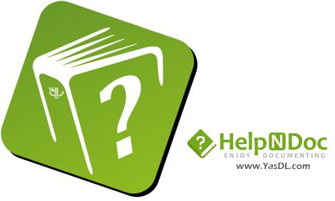 دانلود HelpNDoc Personal Edition 6.1.0.206 - ابزار قدرتمند در زمینه تهیه محتوای آموزشی