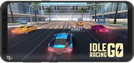 دانلود Idle Racing GO: Car Clicker & Driving Simulator 1.25.6 - شبیهساز رانندگی برای اندروید + نسخه بی نهایت