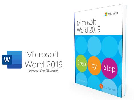 دانلود کتاب آموزش ورد 2019 - Microsoft Word 2019 Step by Step, First Edition