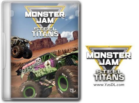 دانلود بازی Monster Jam Steel Titans برای PC