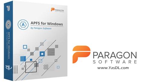 دانلود Paragon APFS for Windows 2.1.12 - دسترسی به پارتیشن جدید اپل در ویندوز