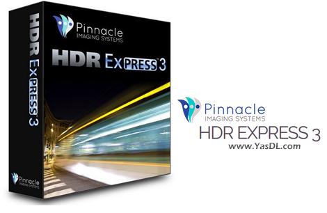 دانلود Pinnacle Imaging HDR Express 3.5.0 Build 13786 - ساخت تصاویر HDR
