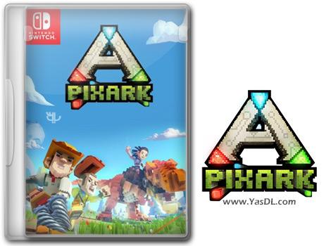 دانلود بازی PixARK برای PC