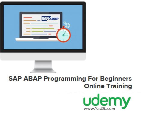 دانلود دوره برنامهنویسی پیشرفته کسب و کار - SAP ABAP Programming For Beginners - Online Training - Udemy