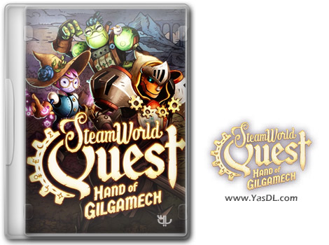 دانلود بازی SteamWorld Quest Hand of Gilgamech برای PC