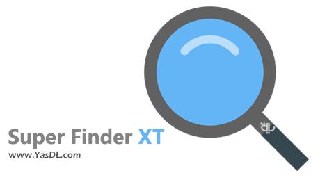 دانلود Super Finder XT 1.6.4.4 - نرم افزار جستجوی سریع فایلها