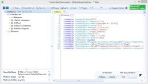 Telerik JustDecompile.cover1  300x171 - دانلود Telerik JustDecompile 2020.1.120.1 - مهندسی معکوس برنامهها در سیشارپ