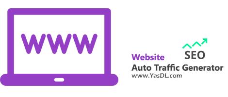 دانلود Website Auto Traffic Generator Ultimate 7.3 x86/x64 - ایجاد ترافیک غیرواقعی (Fake) برای وبسایت